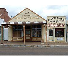 Mayne Street, Gulgong NSW Photographic Print