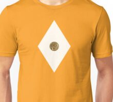 Sabretooth Tiger Power Coin - Mighty Morphin Power Rangers - Cosplay Unisex T-Shirt