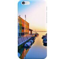 The Colors of Borano iPhone Case/Skin