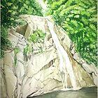 Maribina Falls  by seanmerod