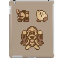 Kirby - Wooden Wishes iPad Case/Skin