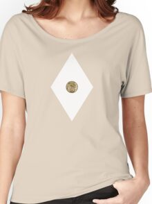 Tyrannosaurus Power Coin - Mighty Morphin Power Rangers - Cosplay Women's Relaxed Fit T-Shirt