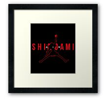 Air Shinigami Framed Print