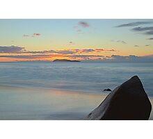 Zenith Beach Sunrise Photographic Print