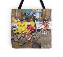 Giro Tuscana 2009 Tote Bag