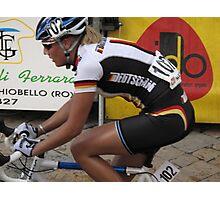 Giro Tuscana 2009 Photographic Print