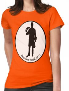 Reqclave 2011 Womens Fitted T-Shirt