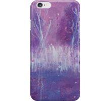 Hidden River in the Woods iPhone Case/Skin