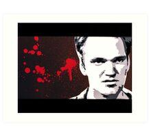 Reservoir Dogs- Mr Brown Art Print