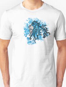 Blue Friction Pheonix T-Shirt