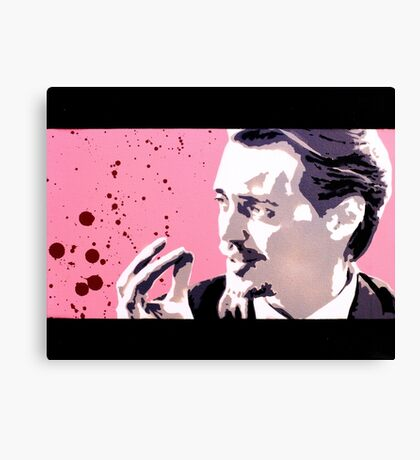 Reservoir Dogs- Mr. Pink Canvas Print