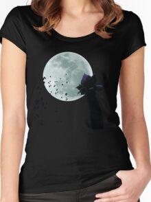 Shinju - Divine Tree Women's Fitted Scoop T-Shirt