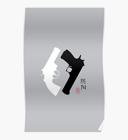The YinYang of Conflict Poster