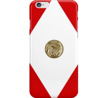 Tyrannosaurus Power Coin - Mighty Morphin Power Rangers - Cosplay iPhone Case/Skin