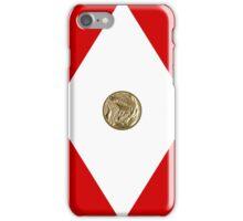 Tyrannosaurus Power Coin - Mighty Morphin Power Rangers - Cosplay iPhone Case/Skin
