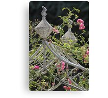 Rose Arch Canvas Print