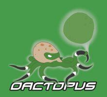 Green Lantern Corps - OActopus by Richnroch
