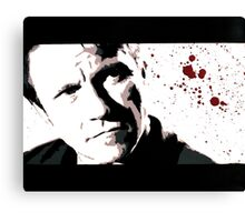 Reservoir Dogs- Mr. White Canvas Print
