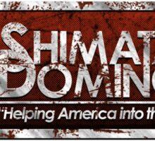 Shimata Dominguez Sticker