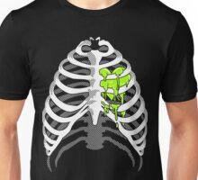 Zombie Goo Ribcage Unisex T-Shirt