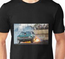 BRNRBA Tread Cemetery Burnout Unisex T-Shirt