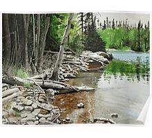 Little Lake Poster