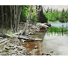Little Lake Photographic Print