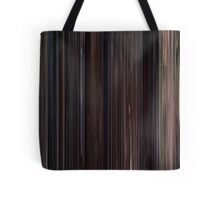 Moviebarcode: Back to the Future Part II (1989) Tote Bag