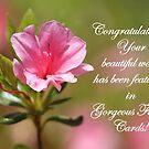 Banner For Gorgeous Flower Cards by rasnidreamer