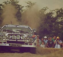 Lancia Rallye 037 by Lynchie