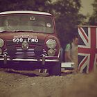 Mini Cooper S (1963) by Lynchie