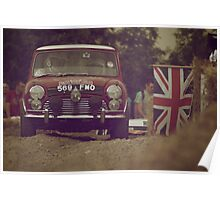 Mini Cooper S (1963) Poster