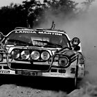 Lancia Rallye 037 by Lynchie