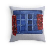 Red chillies Throw Pillow