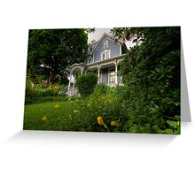 House Full of Memories Greeting Card