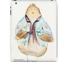 Hoban Washbird- Firefly Nerdy Birdy iPad Case/Skin