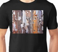 Peeling Paint...................Most Products Unisex T-Shirt