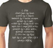 Frodo's Rant Unisex T-Shirt