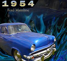 1954 Ford Mainline by Ljartdesigns
