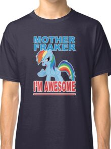 Fraking Awesomeness, etc Classic T-Shirt