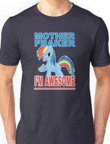 Fraking Awesomeness, etc Unisex T-Shirt