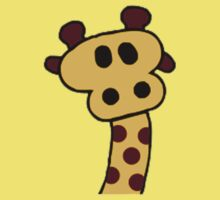 Cartoon Giraffe Kids Clothes