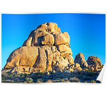 ROCKS IN A ROW Poster