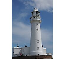 Flamborough Head Lighthouse. Photographic Print