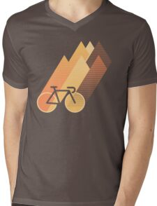 Cycle The Gaps Mens V-Neck T-Shirt
