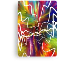 Unique Abstract Art Canvas Print