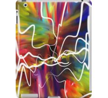 Unique Abstract Art iPad Case/Skin