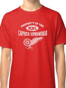 Battlestar Galactica Pyramid Team Classic T-Shirt