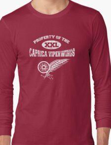 Battlestar Galactica Pyramid Team Long Sleeve T-Shirt