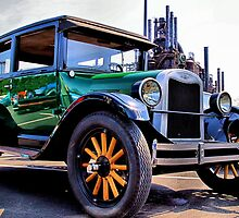 1926 Chevrolet Coach by djphoto